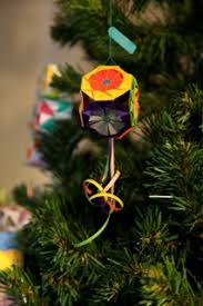 origami christmas tree minnesota usa