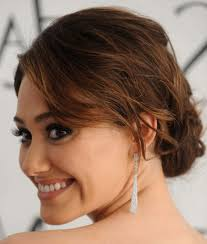 ladies updo hairstyles glamour updo and bun hairstyle trend for