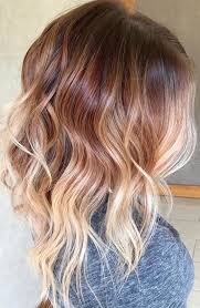 hombre style hair color for 46 year old women top 15 fall auburn ombre hair color trends 2017 2018 auburn hair
