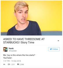Threesome Memes - twitter calls out clickbait youtuber s videos thechive