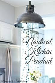 Nautical Kitchen Island Lighting Pendant Lighting For Kitchen Island The Most Great Pendant Kitchen