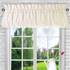 kitchen curtain valances ideas window valances café kitchen curtains you ll wayfair