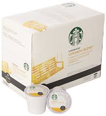 starbucks coffee veranda blend k cup portion pack for