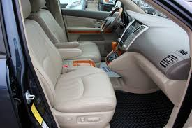 2005 lexus rx330 interior 2006 lexus rx330 awd premium pkg envision auto calgary