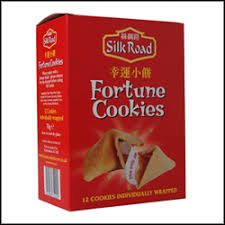 silk road fortune cookies 12 individually wrapped cookies buy