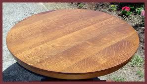 Pedestal Oak Table And Chairs Voorhees Craftsman Mission Oak Furniture Original Vintage Gustav