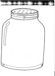 container clipart bug jar pencil and in color container clipart