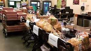 wegmans store works around the clock to feed enforcement story