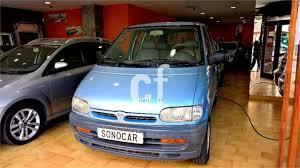 used nissan serena cars spain