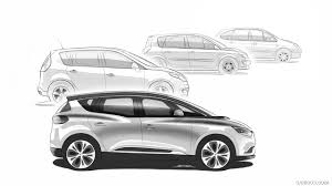 renault scenic 2017 2017 renault scenic design sketch hd wallpaper 51