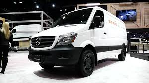 mercedes ads mercedes benz sprinter adds entry level 33 490 worker trim