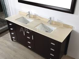 Beautiful Vanities Bathroom Bathroom Beautiful Vanity With Top Trough Sink Cheap Tops Best 25