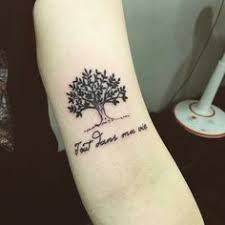 40 achingly beautiful tree tattoos
