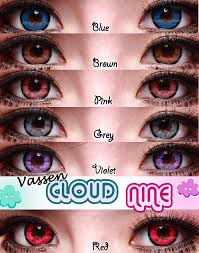 halloween contact lenses with prescription hypersize circle lens these supersized circle contact lenses give