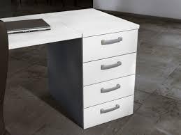 caisson bureau 3 tiroirs caisson hauteur bureau 3 tiroirs bicolore pas cher