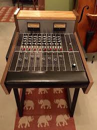 Mixing Table Vintage Auditronics Grandson 110 Mixing Console Custom Reverb