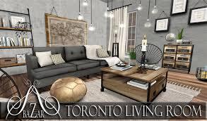 Second Life Marketplace BAZAR Toronto Living Room PG - Furniture living room toronto