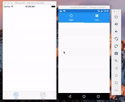 xamarin android set layout dynamically changing xamarin forms tab icons when selected james