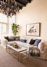 living room design ideas martha stewart see how brooke burke s eclectic malibu condo went from bare bones to beachside dream
