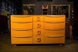 Heywood Wakefield Corner Cabinet Mid Century Furniture Warehouse
