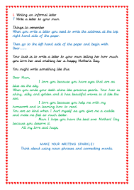 letter writing activity for mother u0027s day ks1 students events