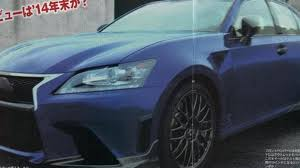 spied new lexus gs f report says lexus gs f and four door rc f coming in 2016