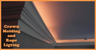 Ceiling Light Crown Molding by Fantastic Design Detail Crown Molding With Led Lighting Gotta