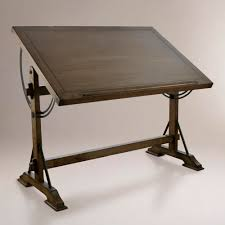 Simple Drafting Table Drafting Desk Drafting Desk World Market And Desks