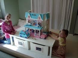 kids play table with storage diy furniture diy playtable and wheeled storage carts diy