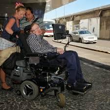 Stephen Hawking Chair Stephen Hawking Visits Madeira Madeira Island News Blog