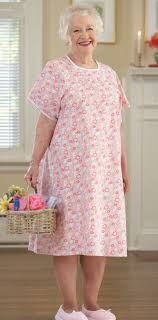 elderly nightgowns budget cotton poly open back nightgown buck buck