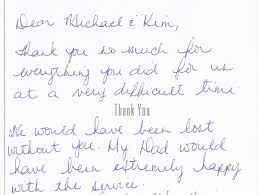thanksgiving letter to parents testimonials family funeral servicefamily funeral service