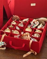 ornament storage box celebrate with balsam hill