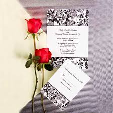 and black wedding invitations wedding invitation ideas archives wedding media
