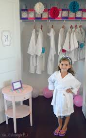 how to host a spa birthday party at home pamper your guests with