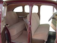 Truck Upholstery Kits Cartouche Classic Ford Upholstery Macs Auto Parts