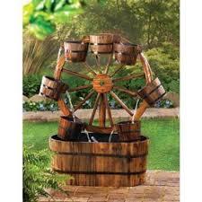 fountain for home decoration wagon wheel fountain home decor los elephants etc fountain for