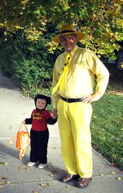 Curious George Halloween Costumes Freshly Completed Semi Homemade Man Yellow Hat U0026 Curious