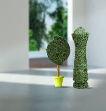 Artificial Topiaries - show stopping event design