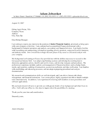 brilliant ideas of federal budget analyst cover letter for your