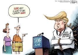 Nate Beeler Cartoons Cartoons Donald Trump U0027s World U2013 The Mercury News