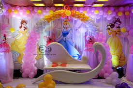Balloon Decoration At Home Balloon Decoration Themes Part 47 Aicaevents India Barbie Theme