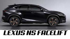 lexus suv hybrid specifications 2018 lexus nx 300h facelift safe price features