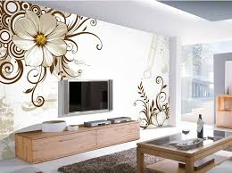 wallpaper home interior 12 3d wallpaper for tv wall units that will make a statement