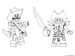 lego pirates coloring pages printable