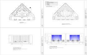 Reflected Floor Plan by Cad Drafting U0026 Design Designing Memories