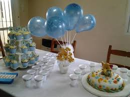 centerpieces for baby boy shower sweet centerpieces
