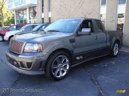 ford f150 saleen truck for sale 2007 ford f150 saleen s331 supercharged supercab in shadow