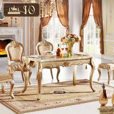 0111 io furniture champagne gold solid wood dining room furniture 0111 io furniture champagne gold solid wood dining room furniture set hotel room furniture with white pattern marble slab table buy rectangle dining