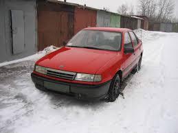 1989 opel vectra partsopen
